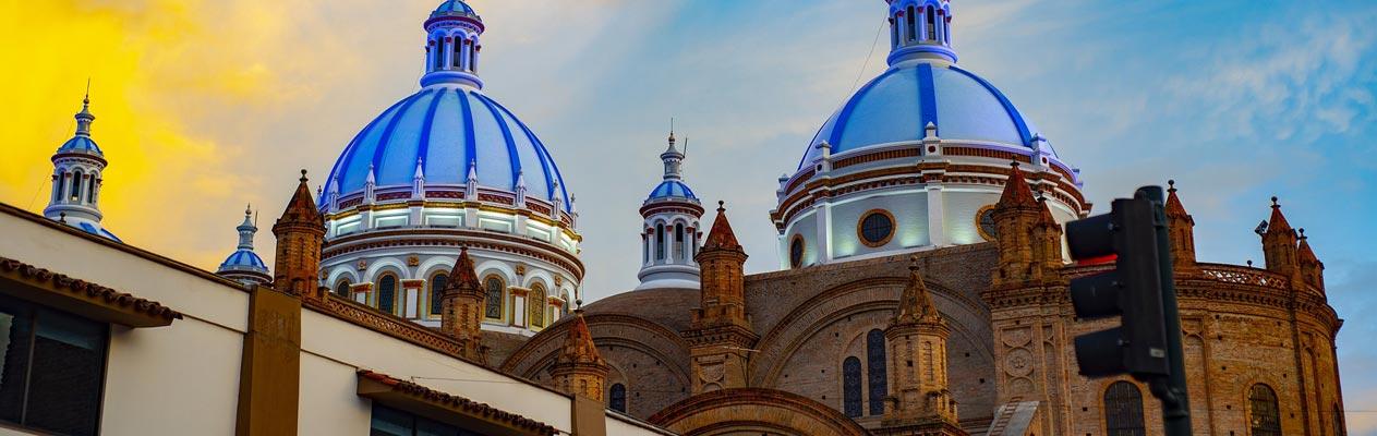 De Nieuwe Kathedraal van Cuenca