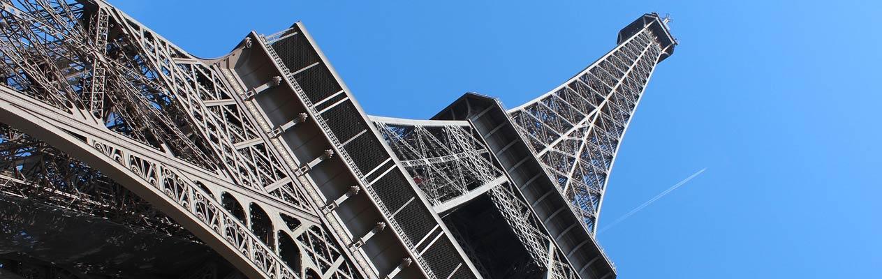 Eiffeltoren, Parijs, Frankrijk