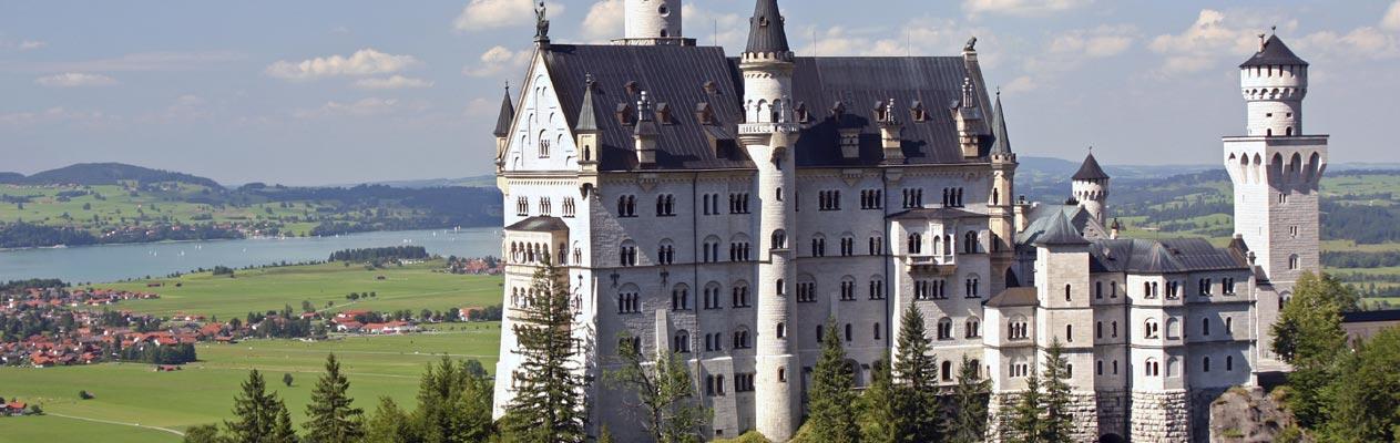 Kasteel Neuschwanstein, Duitsland