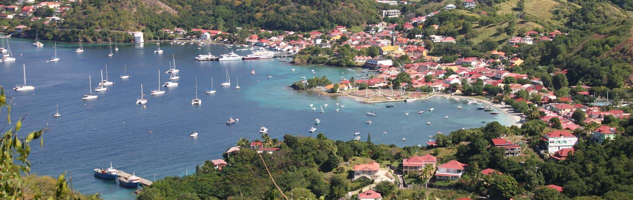 Îles des Saintes, Guadeloupe, Franse Antillen