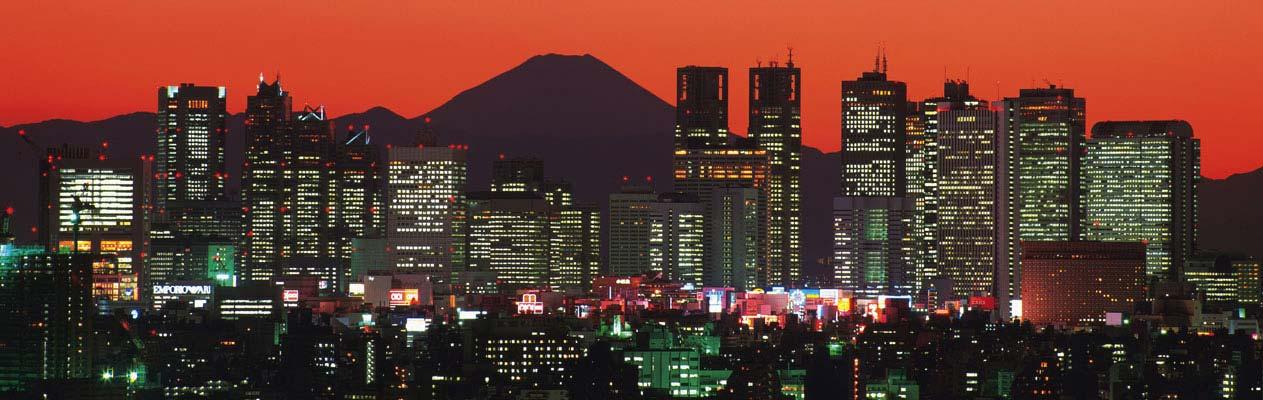 Japan, het land van de rijzende zon