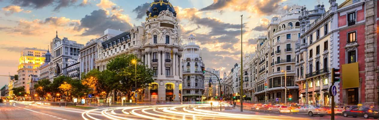 Madrid (Plaza de Espana)