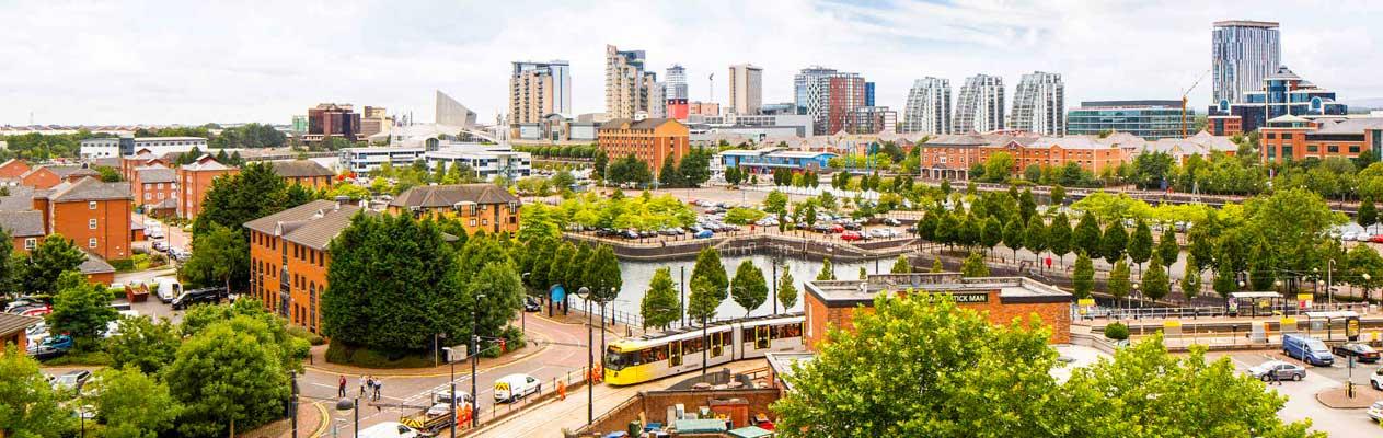 Manchester Quays, Noord-Engeland
