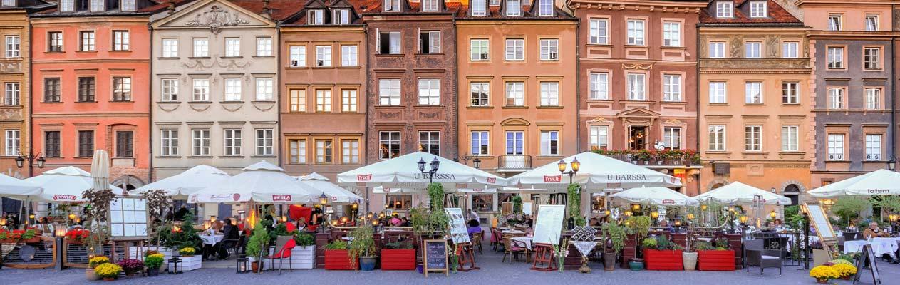 Oudenstadplein Warschau