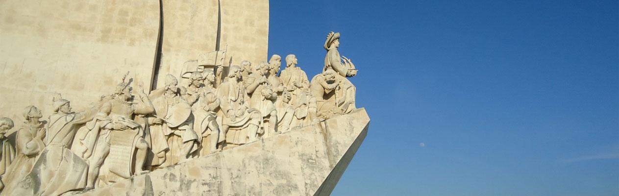 Lissabons monument van de Ontdekkers
