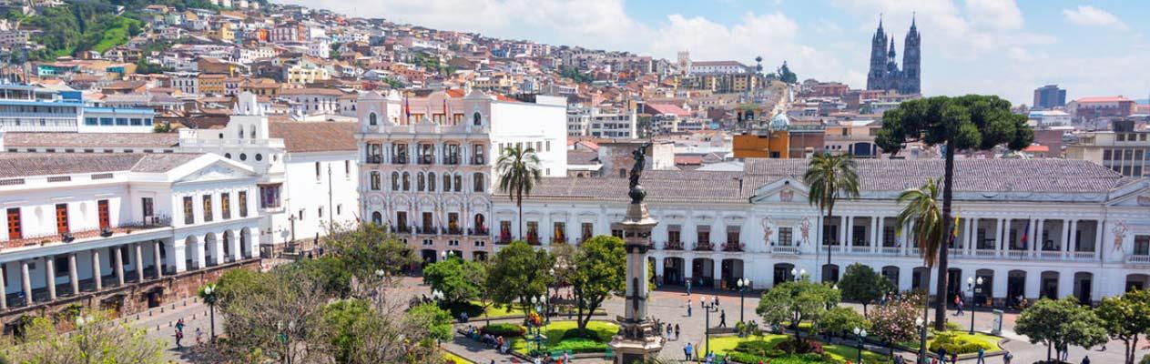 Quito, Ecuadors Spaanstalige hoofdstad