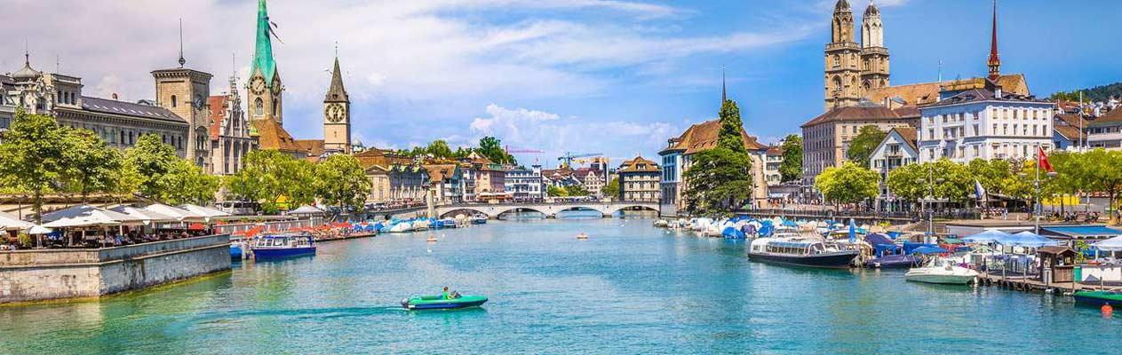 Zürich, Zwitserlands grootste stad